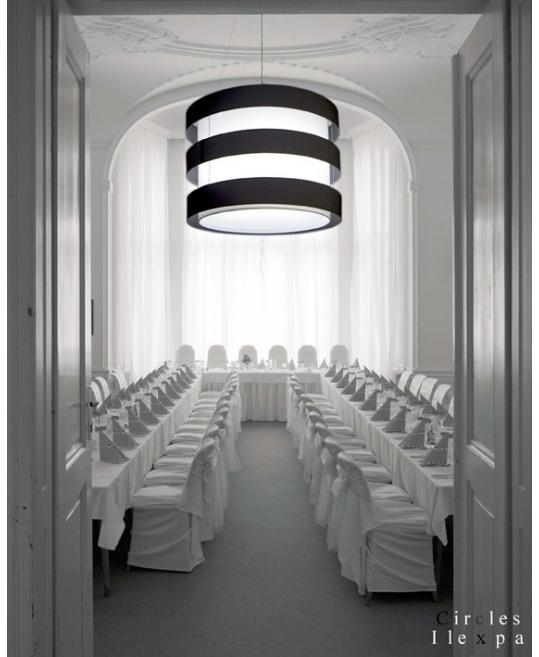 Lámpara de techo elegante Ilexpa - Villalba Interiorismo