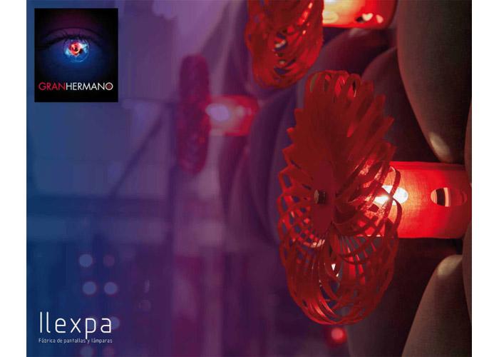 Lámpara Gran Hermano Ilexpa - Villalba Interiorismo