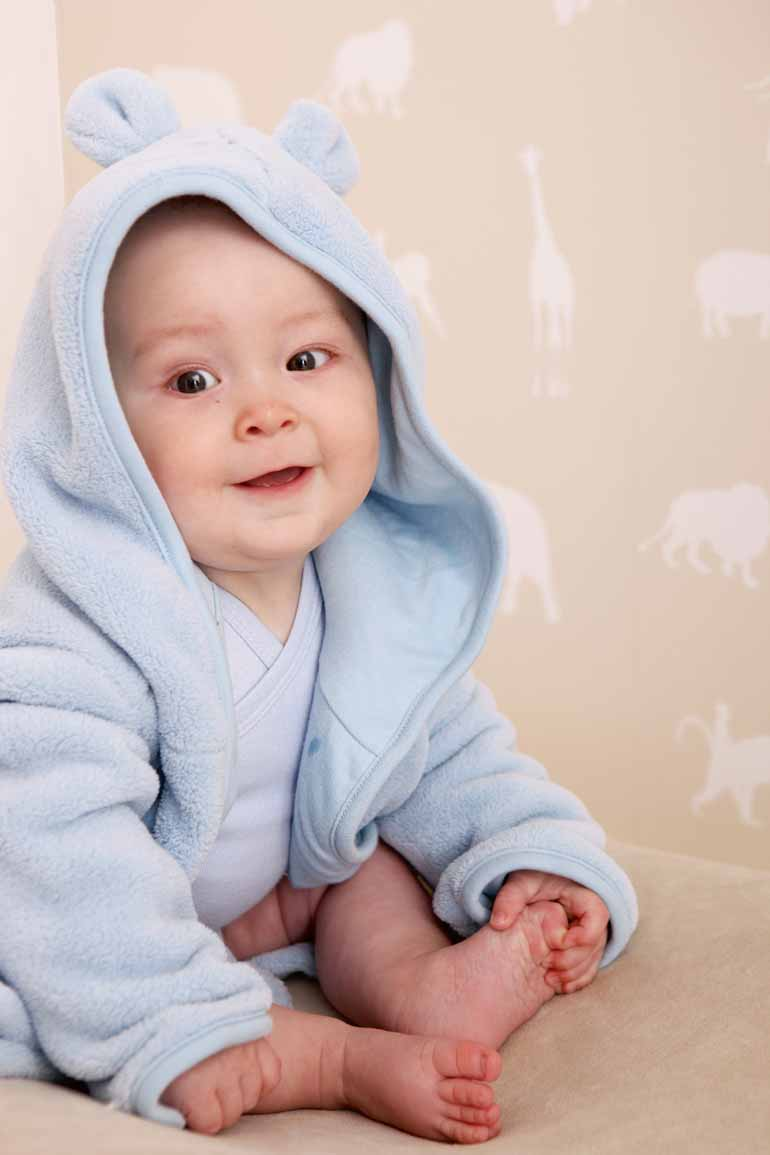 Papel pintado habitación bebé - Villalba Interiorismo (2)
