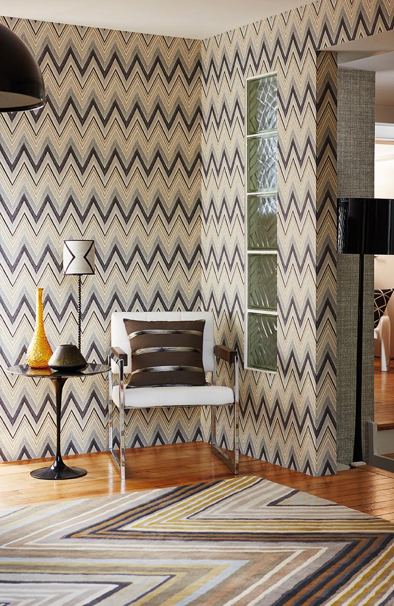 Papeles pintados modernos - Villalba Interiorismo (7)