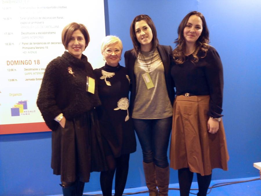 Blogueras en Intergift - Villalba Interiorismo (2)