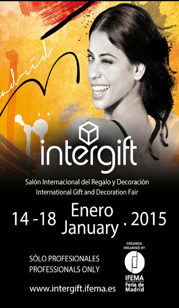 Feria Intergift de Madrid - Villalba Interiorismo