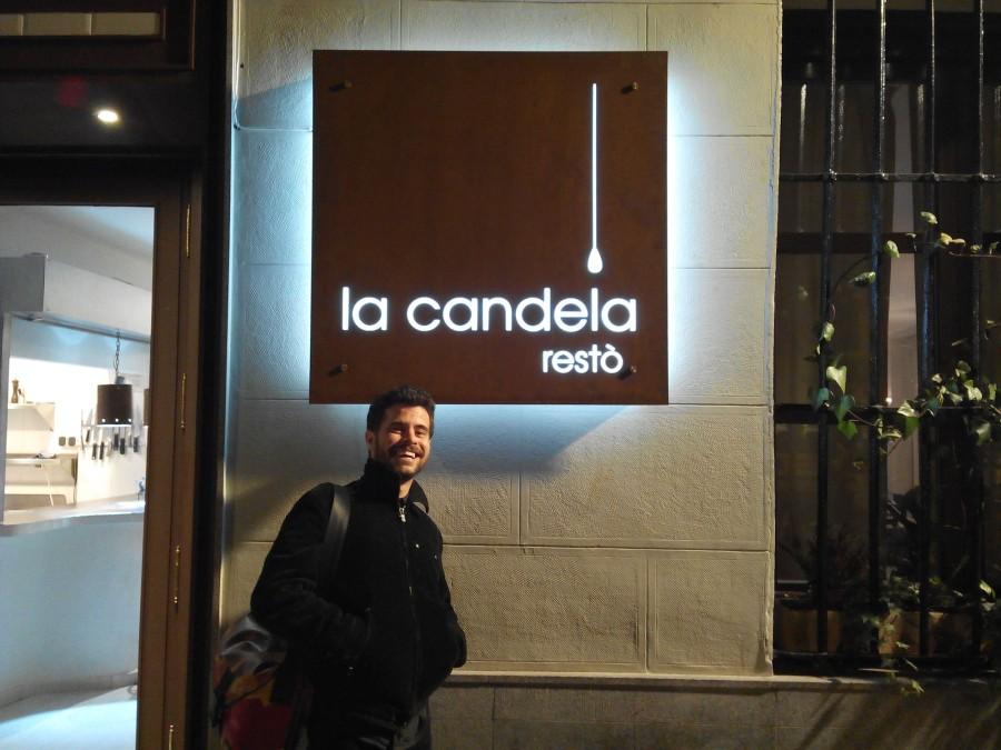 Reaturante La Candela restò - Villalba Interiorismo