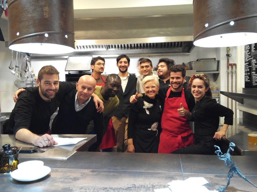Restaurante La Candela restò - Villalba Interiorismo