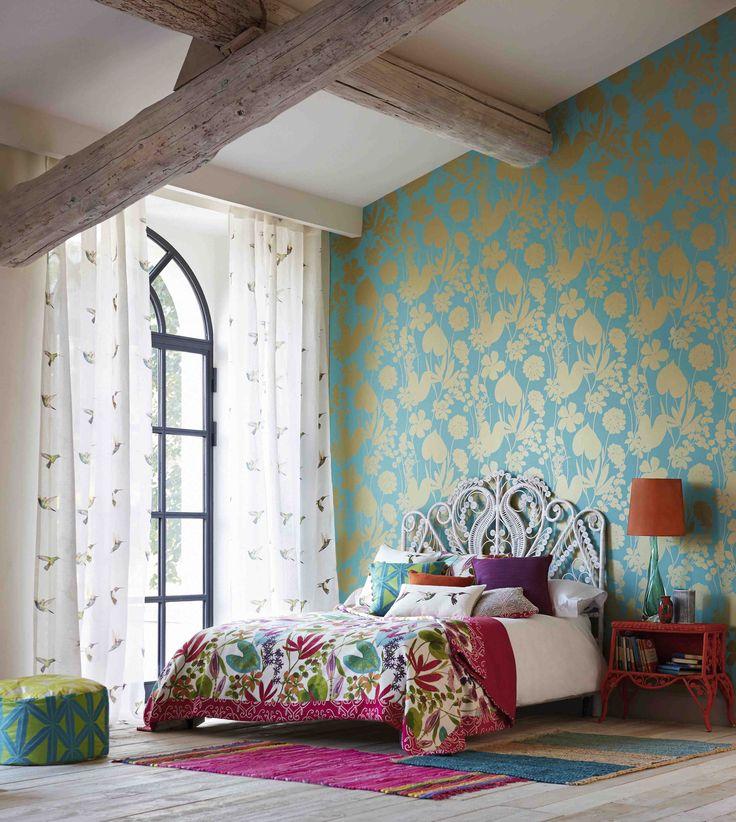 Dormitorio de Harlequin - Villalba Interiorismo