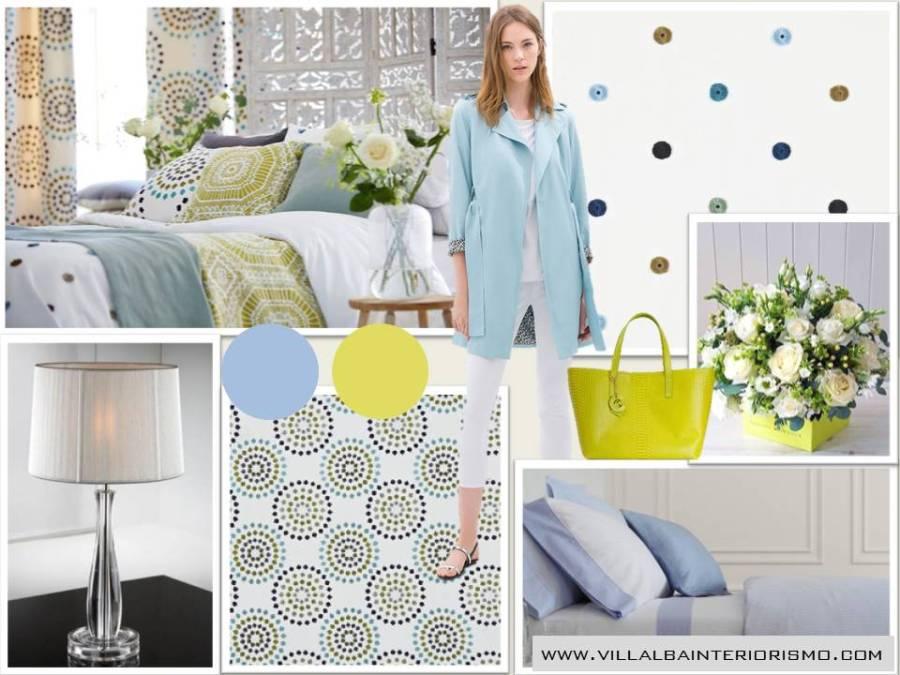 Dormitorio relajante - Villalba Interiorismo