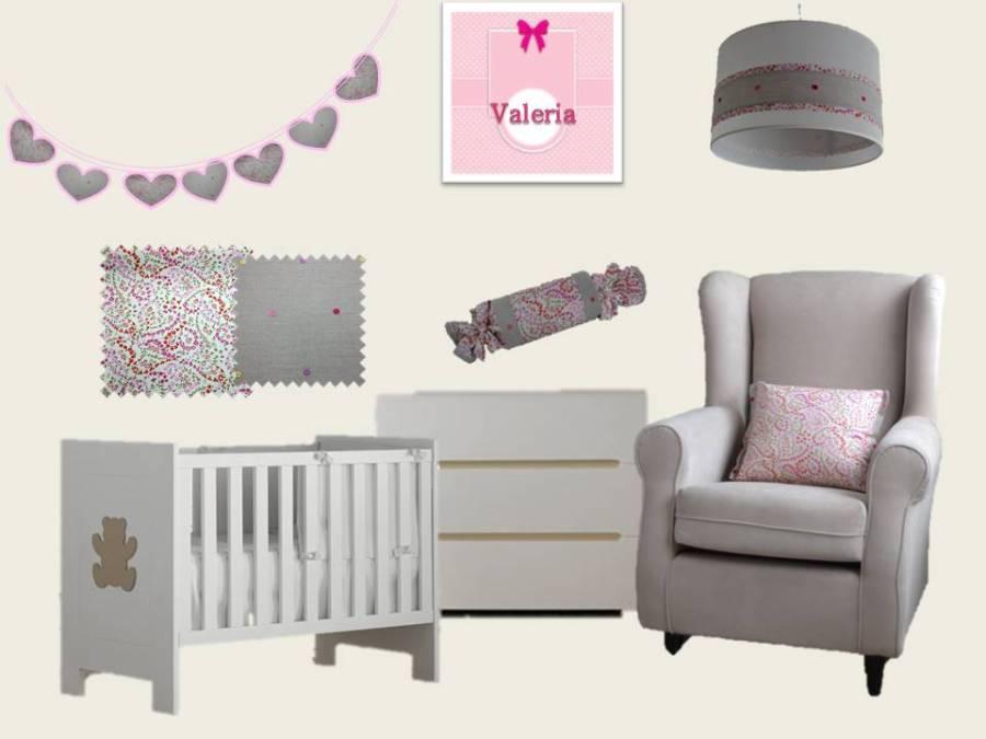 Habitación bebé (1)- Villalba Interiorismo