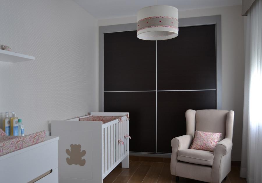 Habitación bebé - Villalba Interiorismo