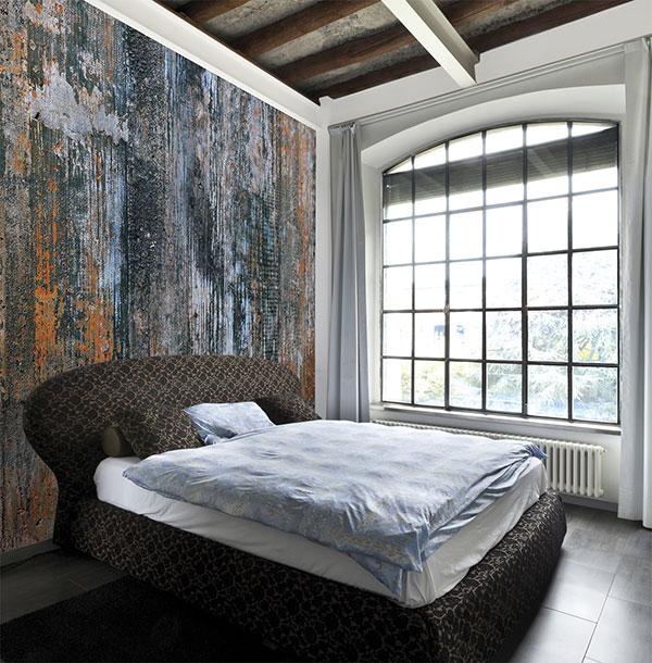 Mural imitando madera - Villalba interiorismo (5)