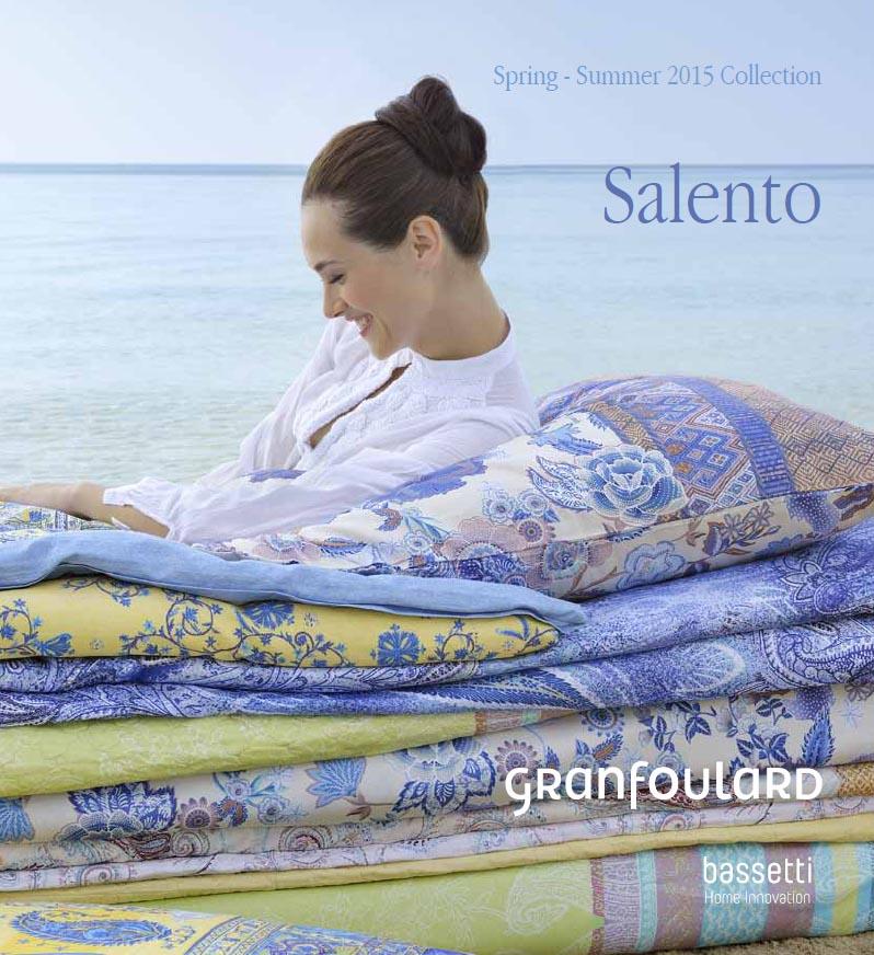 Colección Primavera 2015 Granfoulard de Bassetti - Villalba Interiorismo