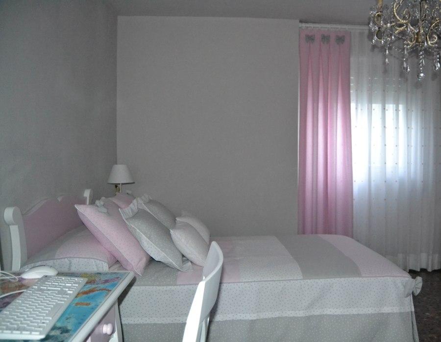Habitación niña - Villalba Interiorismo