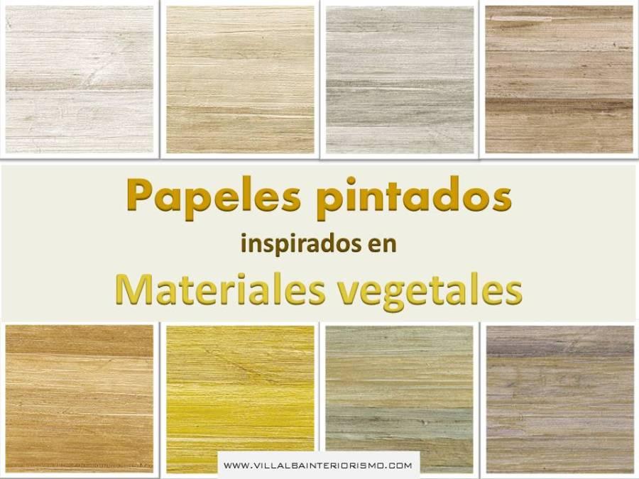 Papeles pintados Elitis - Villalba Interiorismo