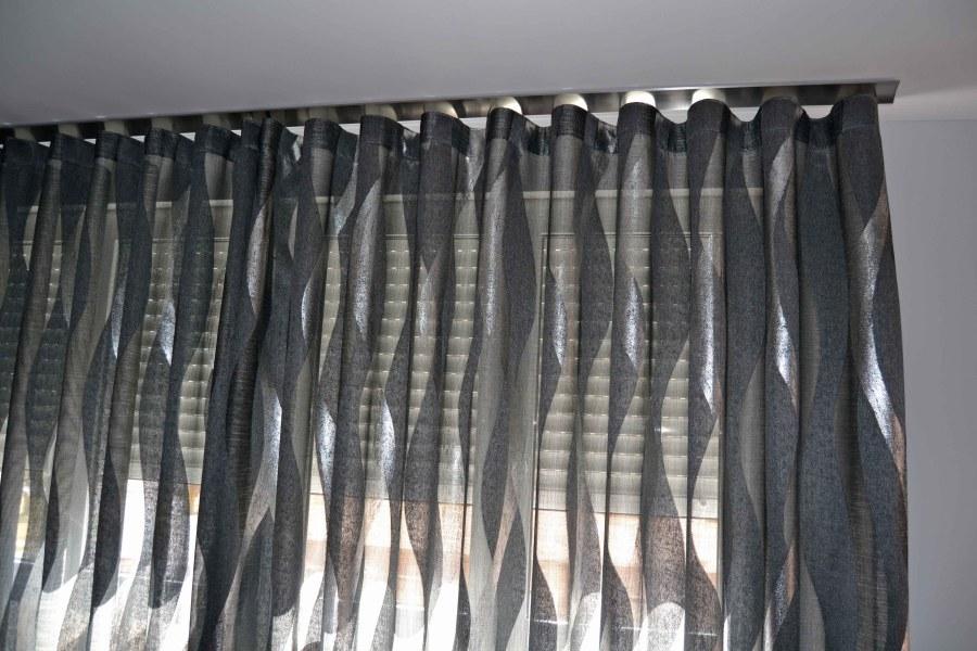 Perfil acero onda perfecta - Villalba Interiorismo