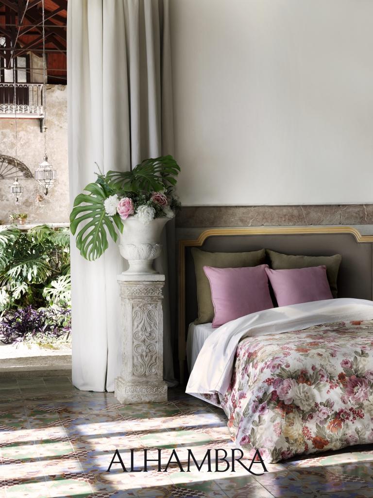 Tela de flores - Villalba Interiorismo (4)