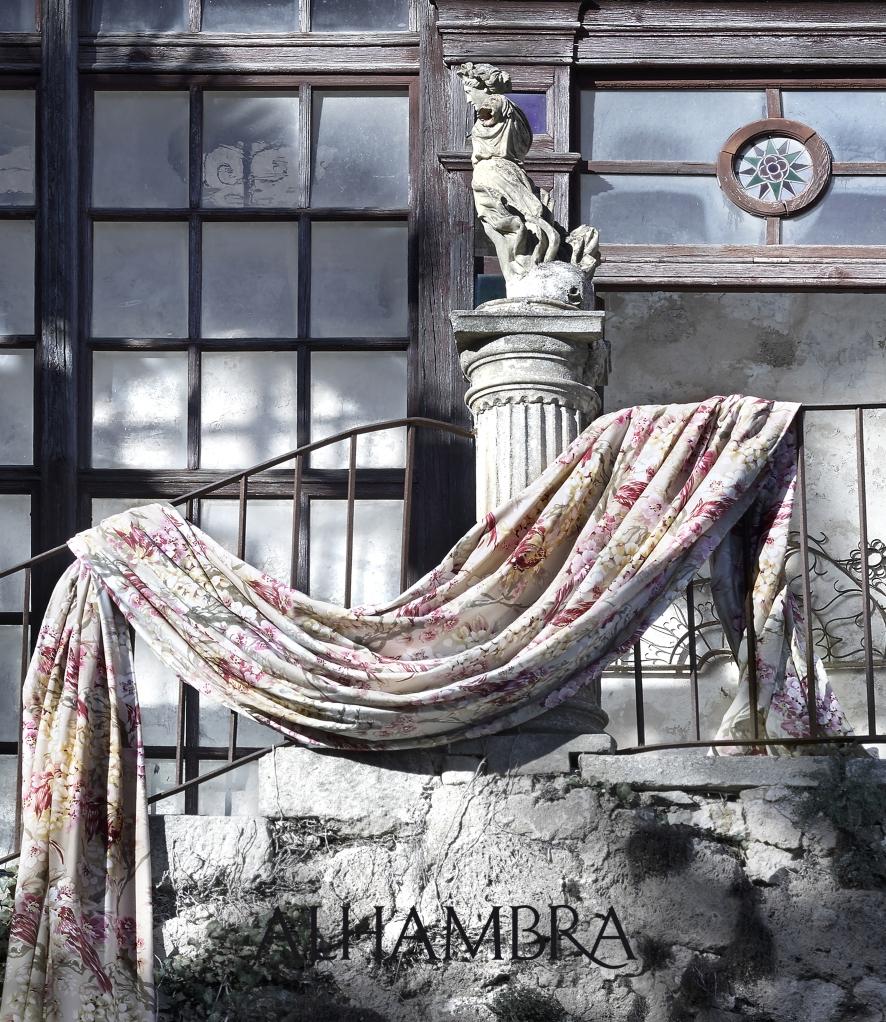 Tela de flores - Villalba Interiorismo (5)