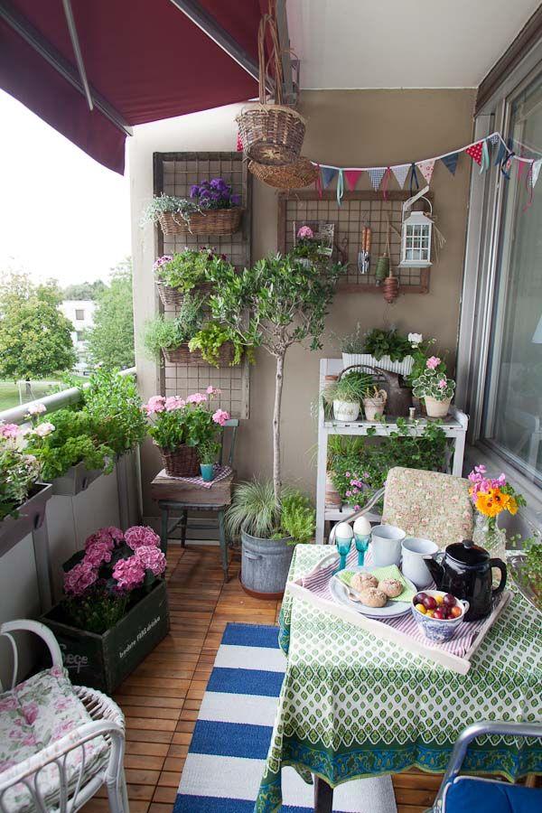 Decoración balcón - Villalba Interiorismo (5)