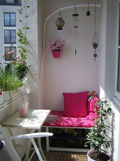 Decoración balcón - Villalba Interiorismo (8)