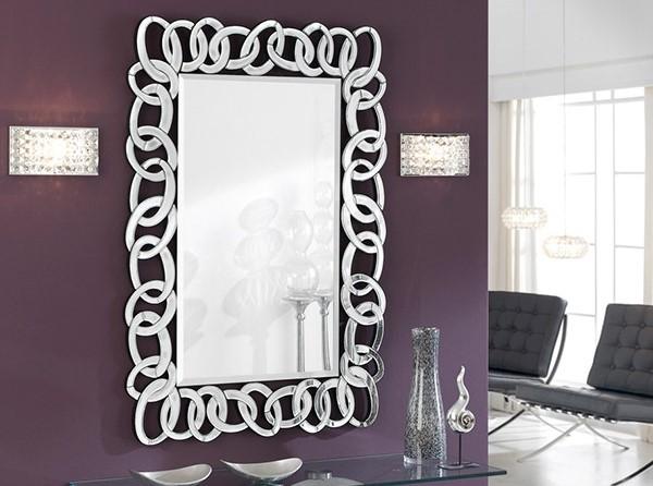 Espejo Eslabones de Schuller - Villalba Interiorismo