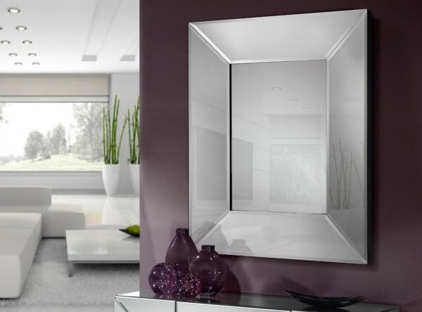 Espejos de cristal decorativos villalba interiorismo for Espejos decorativos con formas