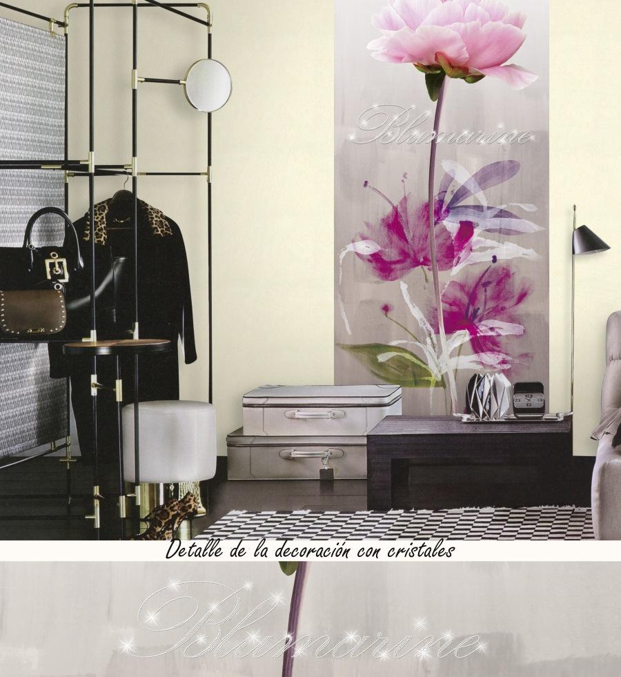 Mural con cristales Luxury Blumarine (4)- Villalba Interiorismo