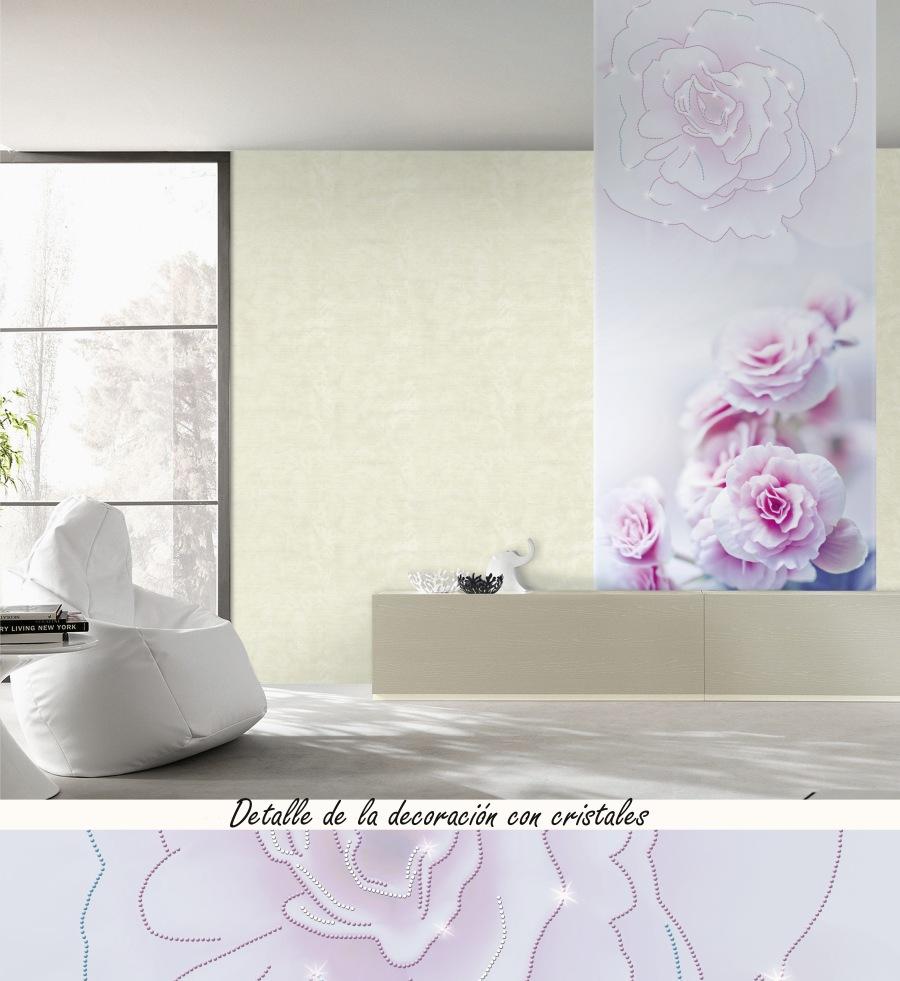 Mural con cristales Luxury Blumarine (5) - Villalba Interiorismo