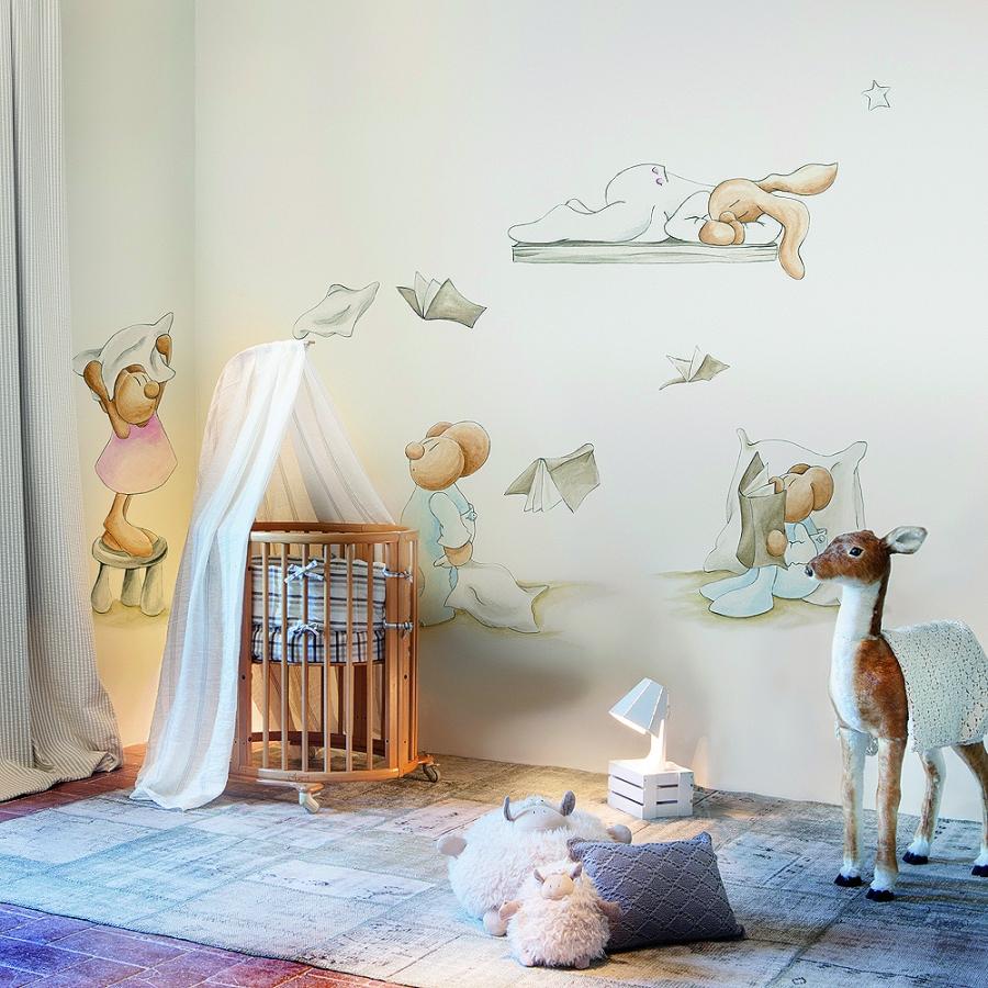 Mural de Coordonné - Villalba Interiorismo