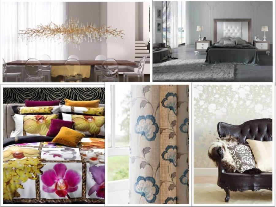 Decoraciones glamour - Villalba Interiorismo