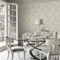 Elegancia en la decoración en beige