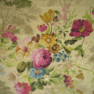 Tapicería terciopelo flores - Villalba Interiorismo (3)