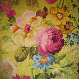 Tapicería terciopelo flores - Villalba Interiorismo (4)