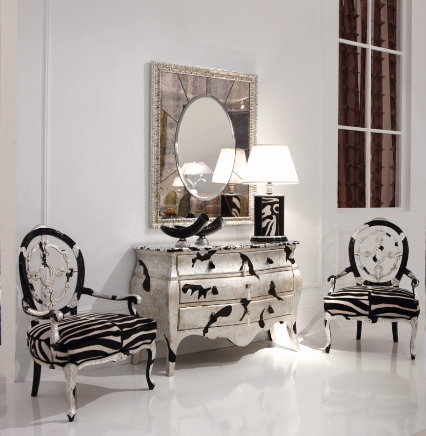 3 c modas de lujo villalba interiorismo - Comodas de entrada ...