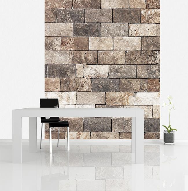 Papel mural piedra - Villalba Interiorismo (3)