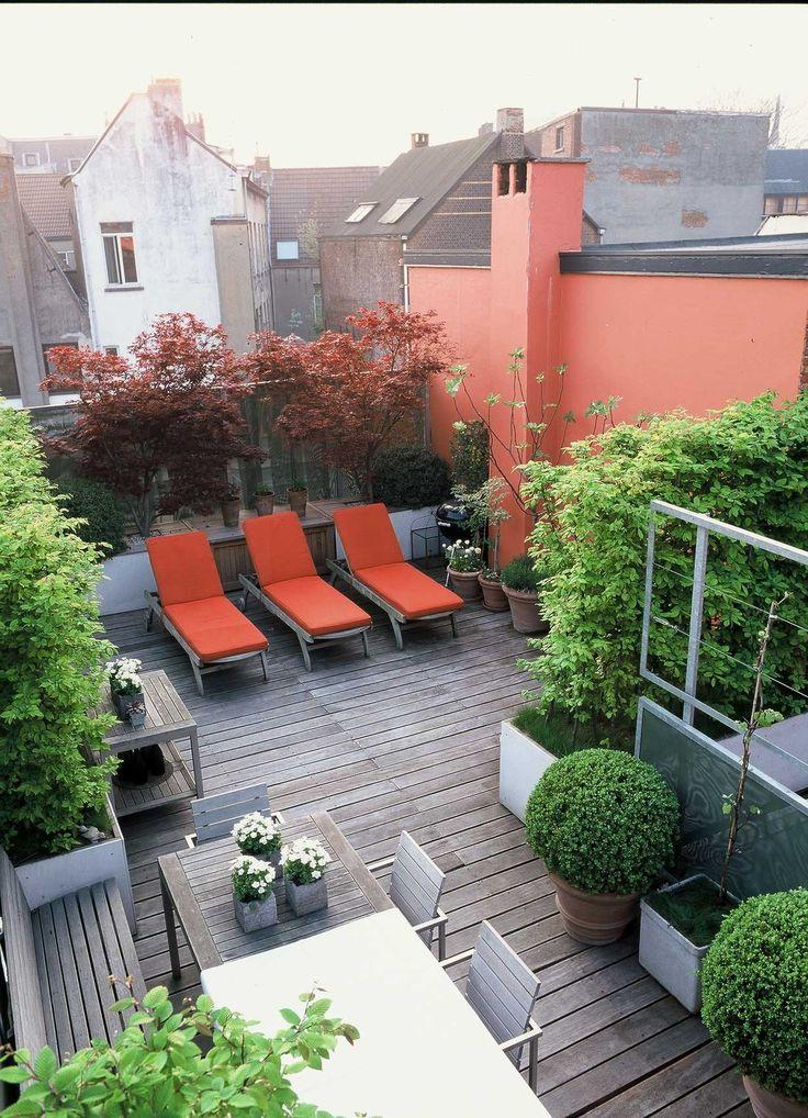 Terraza con telas outdoor - Villalba Interiorismo (3)