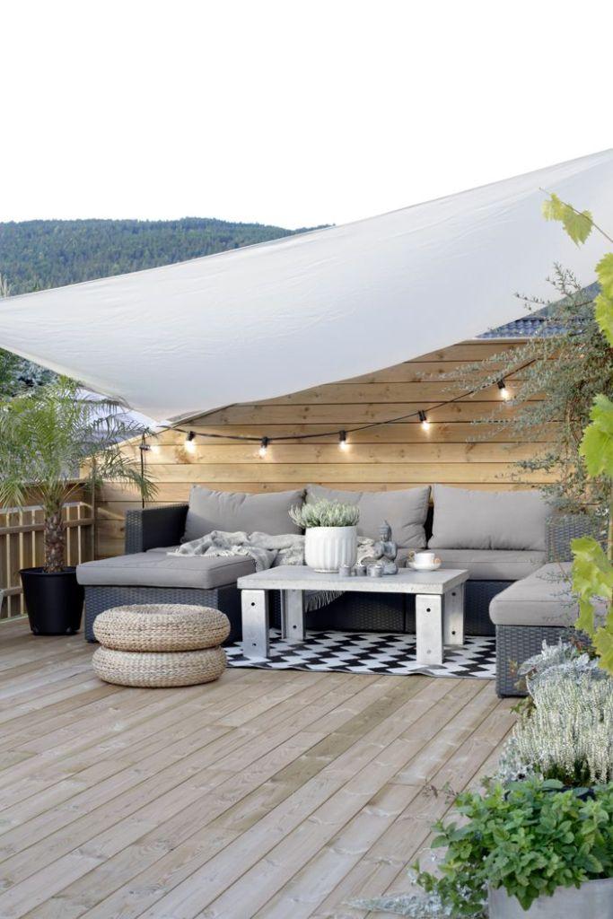 Terraza con telas outdoor - Villalba Interiorismo (5)