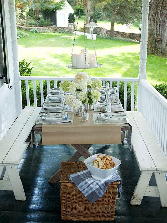 comedor exterior - Villalba Interiorismo (2)