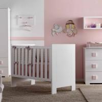 Dulces dormitorios de bebé