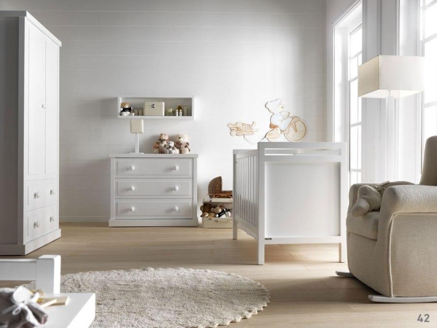 Dormitorio de bebé - Villalba Interiorismo