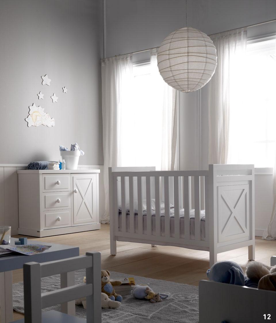 Dulces dormitorios de bebé – Villalba Interiorismo