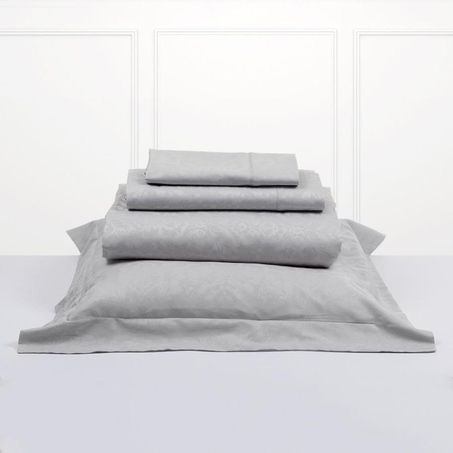 Sábana Jade gris Bassols - Villaba Interiorismo