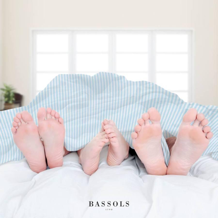 Sábanas Bassols - Villalba Interiorismo