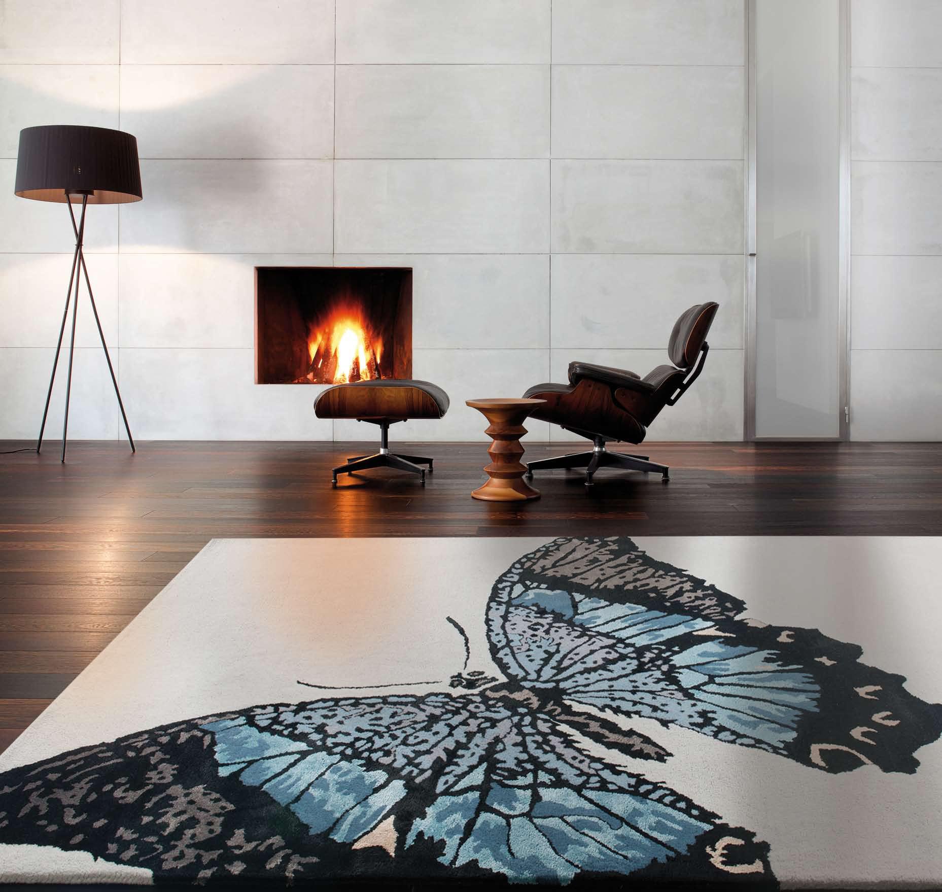 Alfombras no solo para pisarlas villalba interiorismo for Que son las alfombras