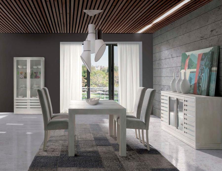 Comedor moderno - Villalba Interiorismo