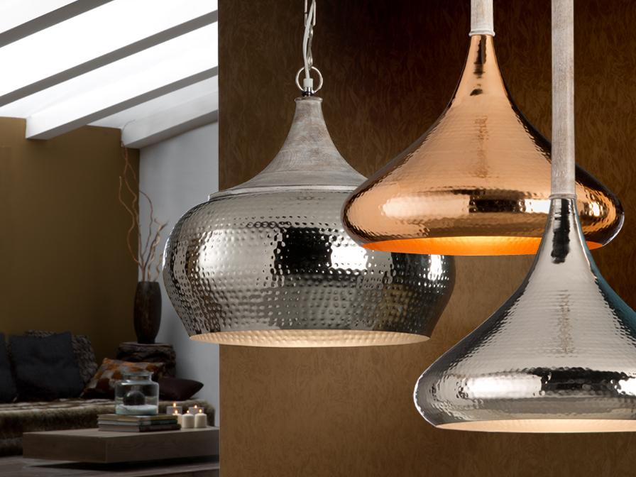 Lámparas colgantes Schuller - Villalba Interiorismo