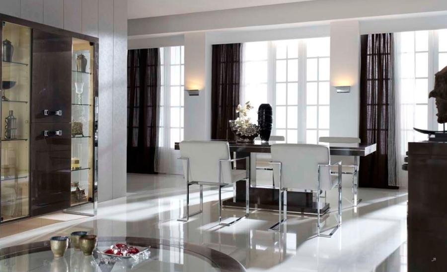 Salón elegante - Villalba Interiorismo (2)