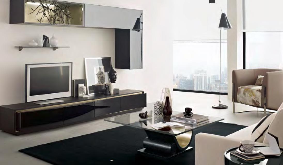 C mo elegir los muebles de tu sal n villalba interiorismo - Interiorismo salones ...