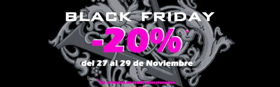 Black Friday tienda online - Villalba Interiorismo