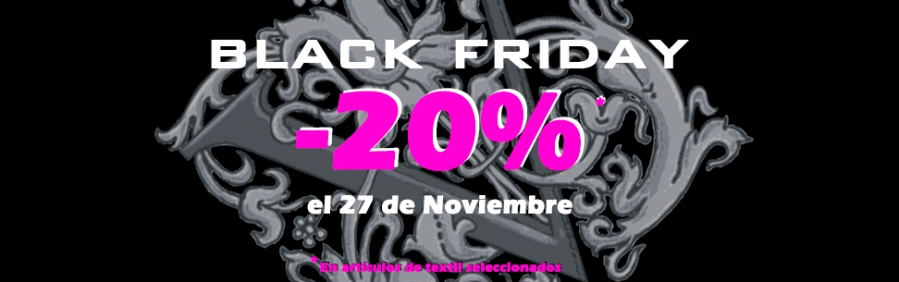 Black Friday  - Villalba Interiorismo