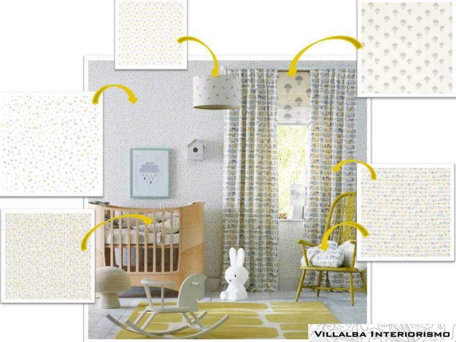 Dormitorio bebé - Villalba Interiorismo (2)