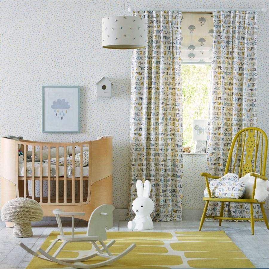 Dormitorio bebé - Villalba Interiorismo