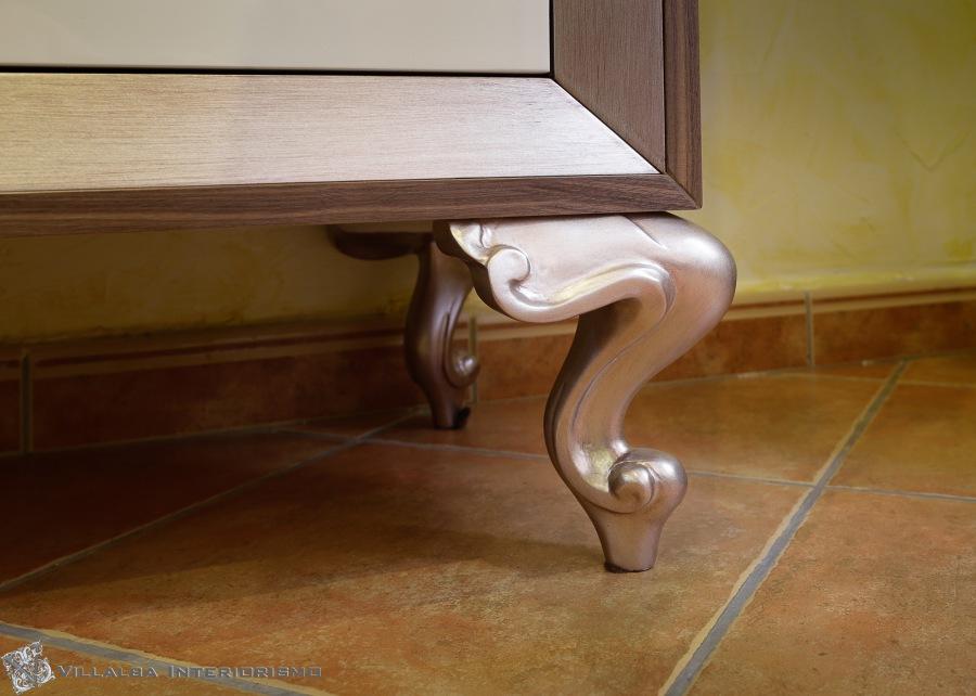 Pata mueble chippendale - Villalba Interiorismo
